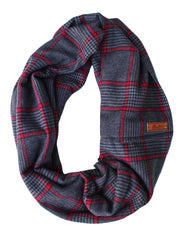Winston Flannel Infinity Scarf