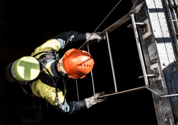 Confined Space Ticket