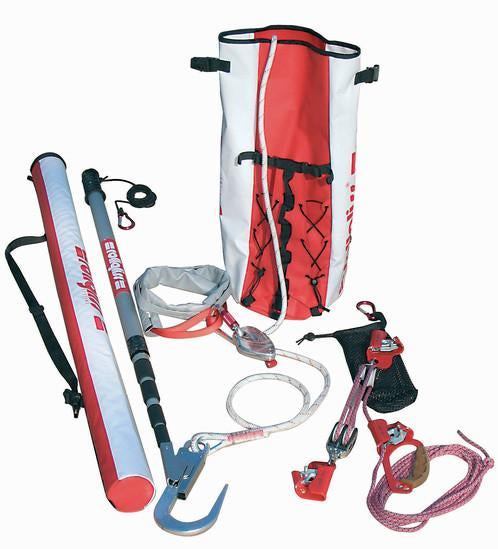 Rollgliss R.250 Pole Rescue Kit 10M