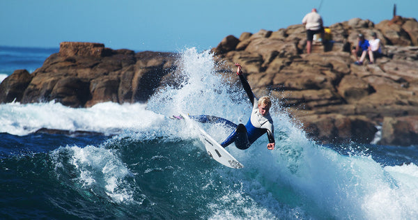 Dylan Lightfoot Wins J-Bay Trials