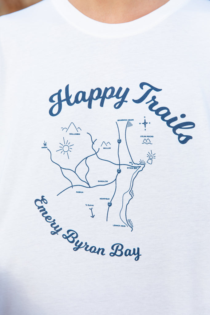 HAPPY TRAILS / NATURAL