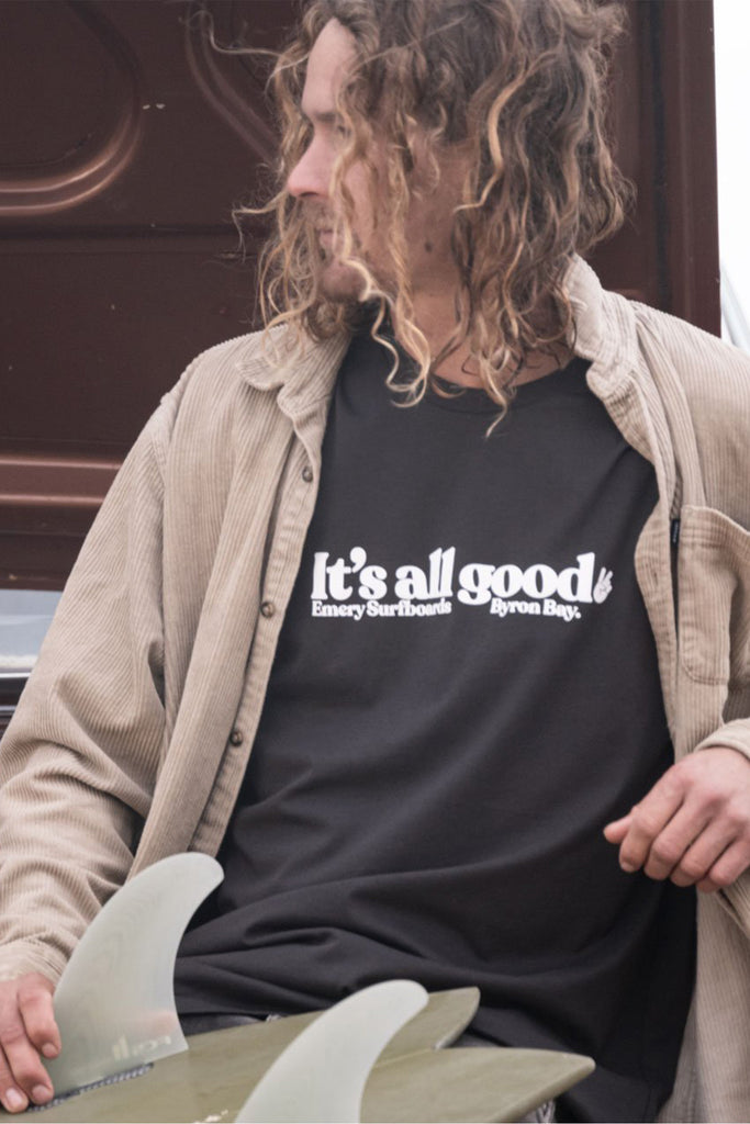 THE GOOD TEE / COAL