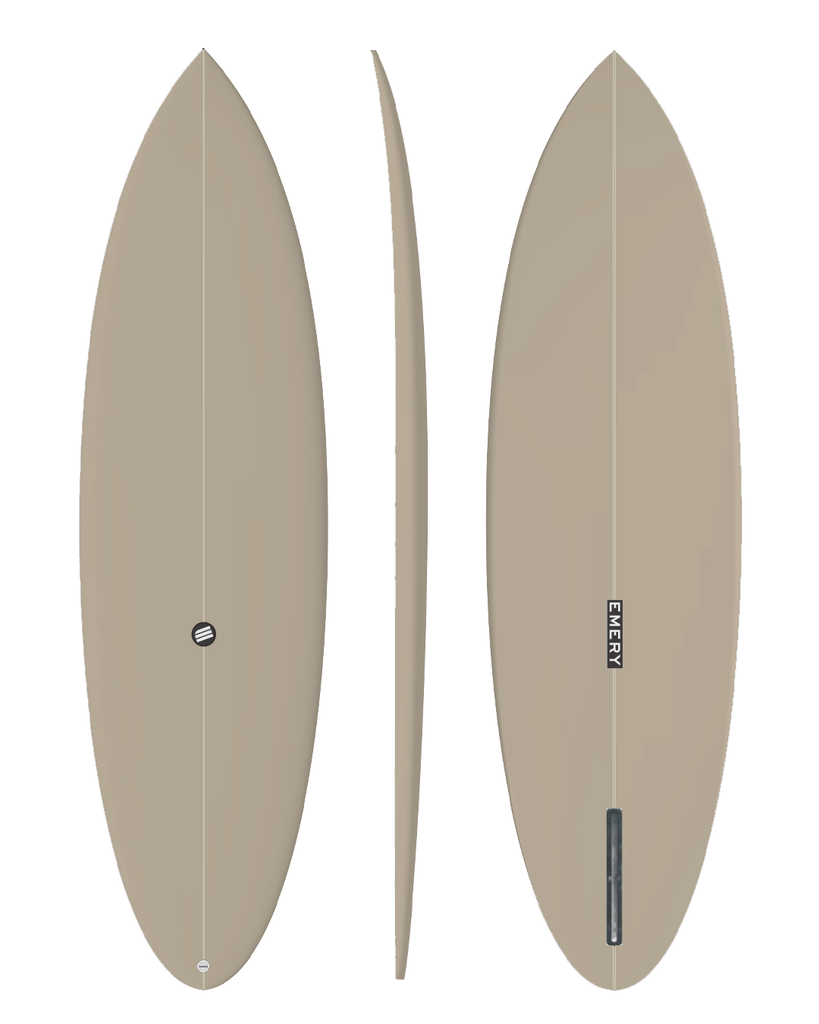 Retro Bay Single Fin - Custom Order
