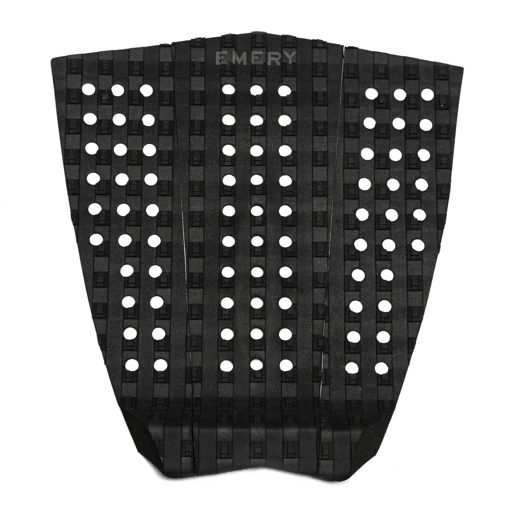 3 Piece Traction Pad - Black