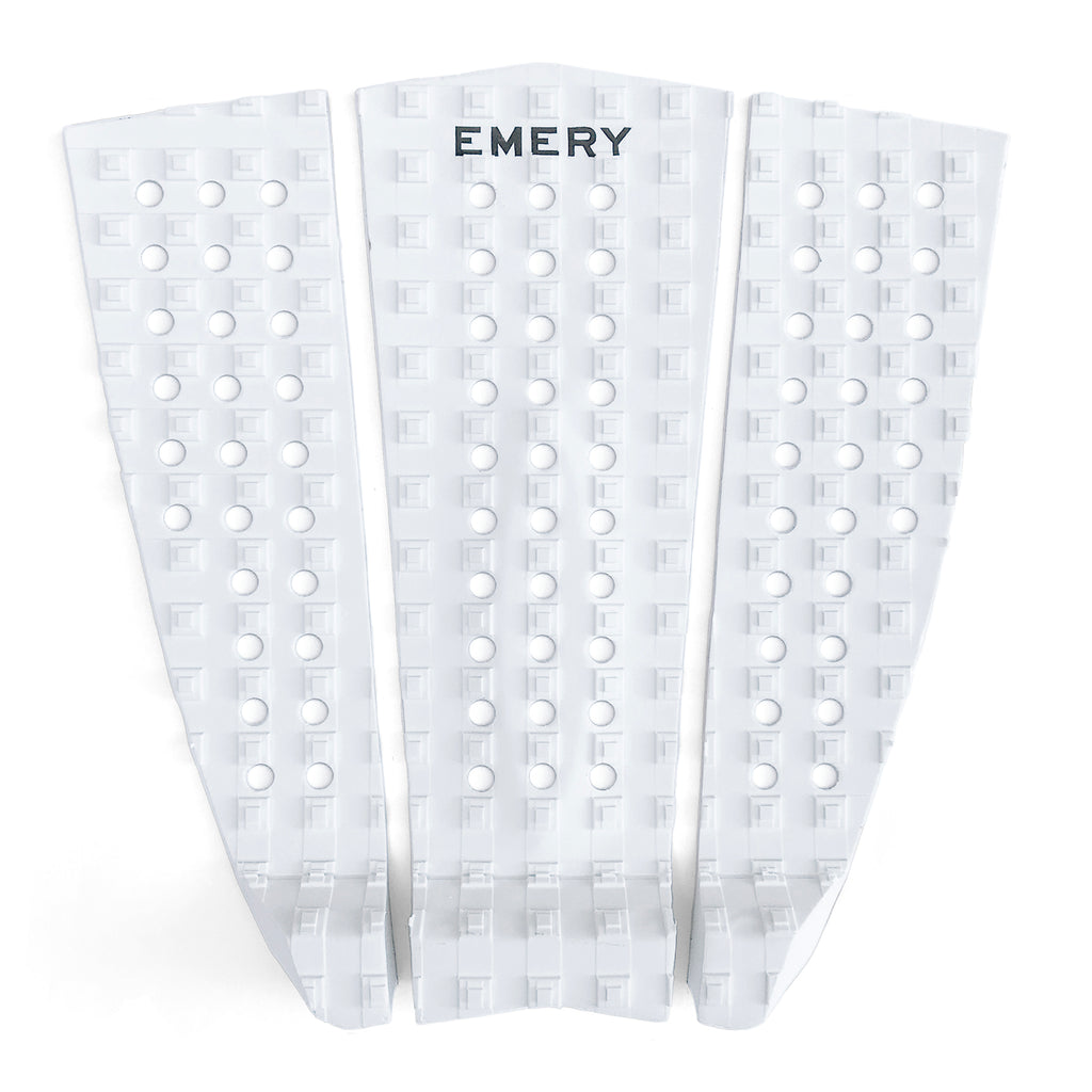 3 Piece Traction Pad - White