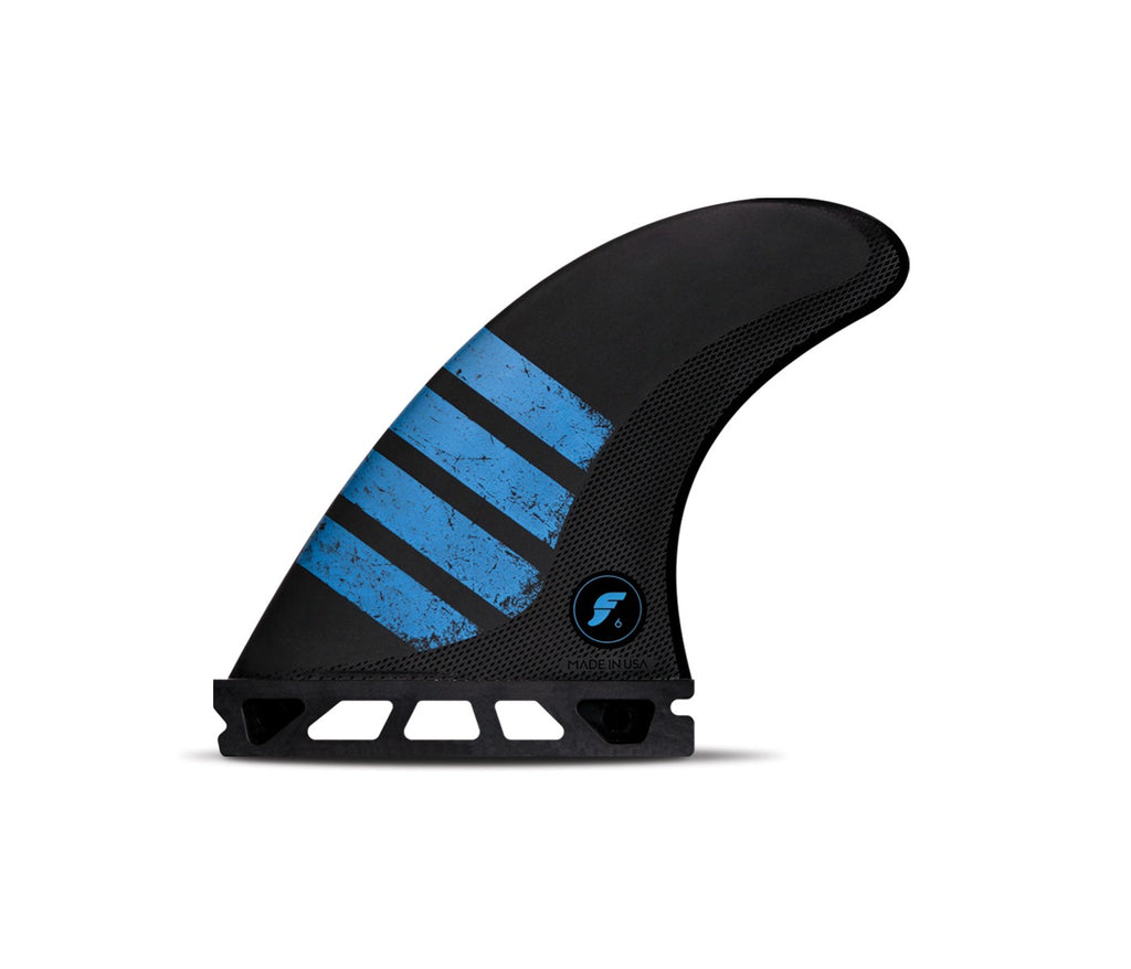 FUTURES ALPHA F6 THRUSTER FINS (MEDIUM)