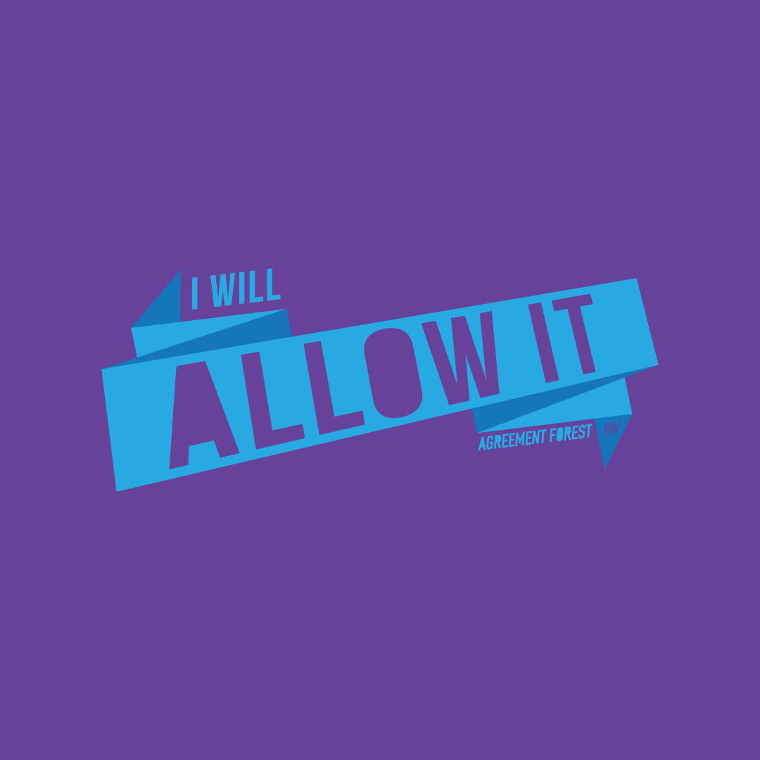 Women's I Will Allow It Tee