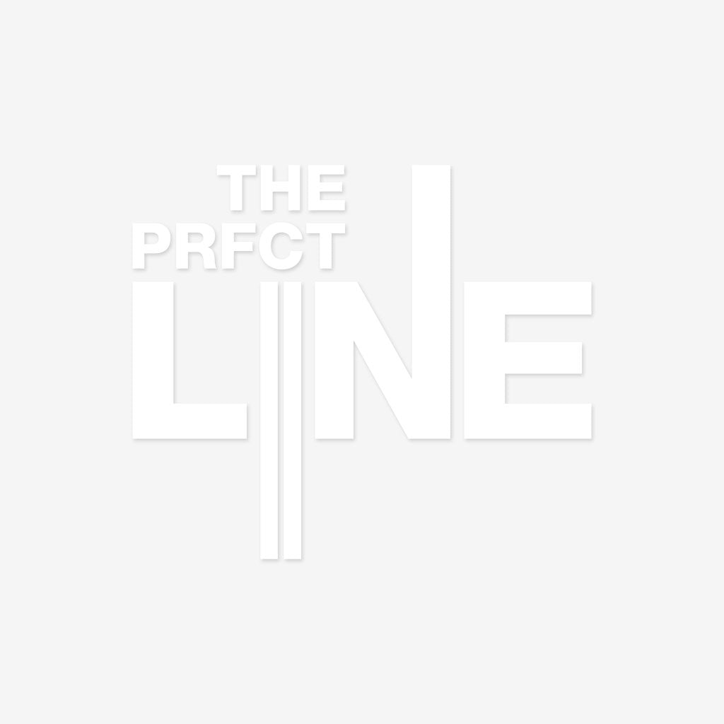 The PRFCT Line Vinyl Decal