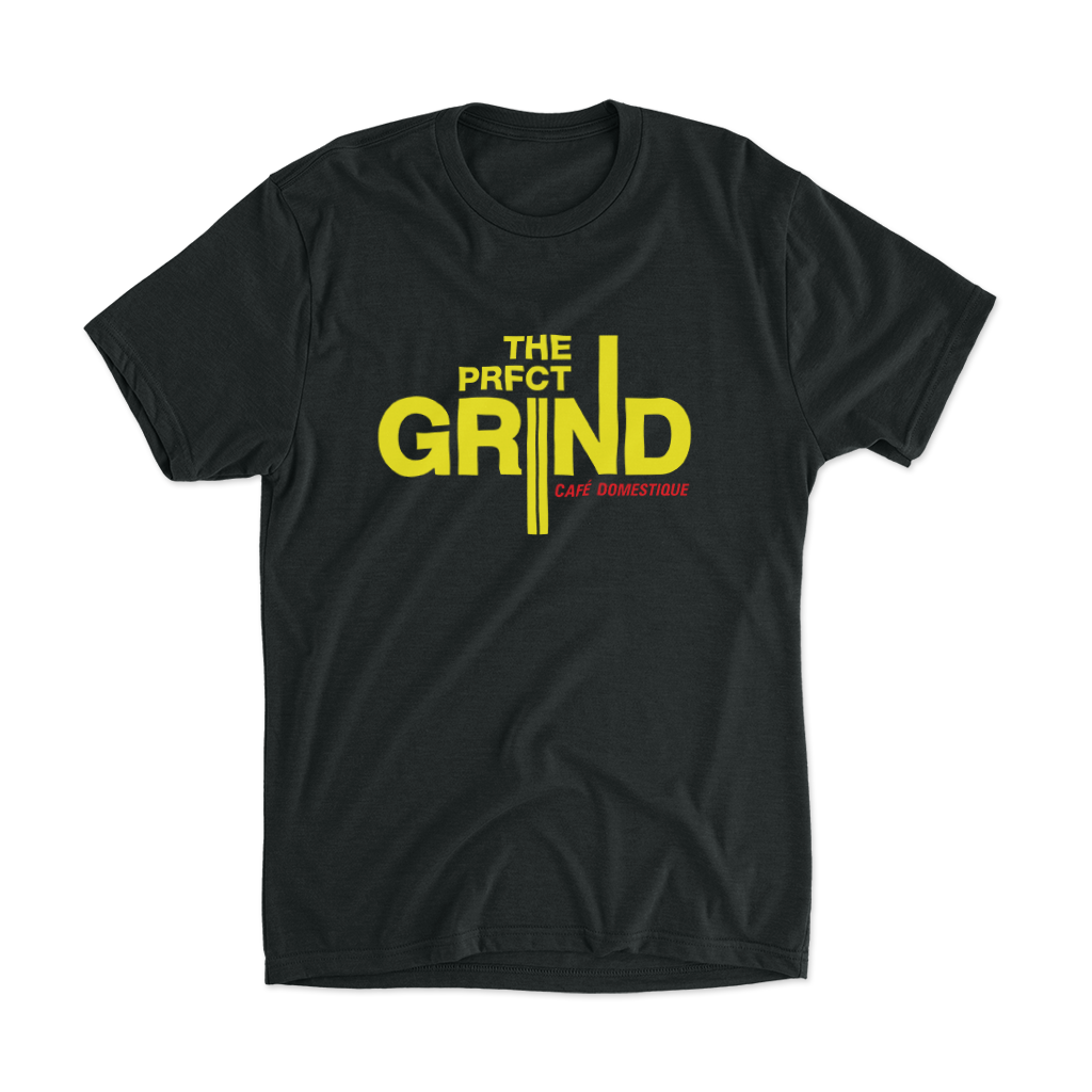 Men's The PRFCT Grind / Café Domestique Tee