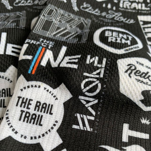 TPL Trail Logo Socks
