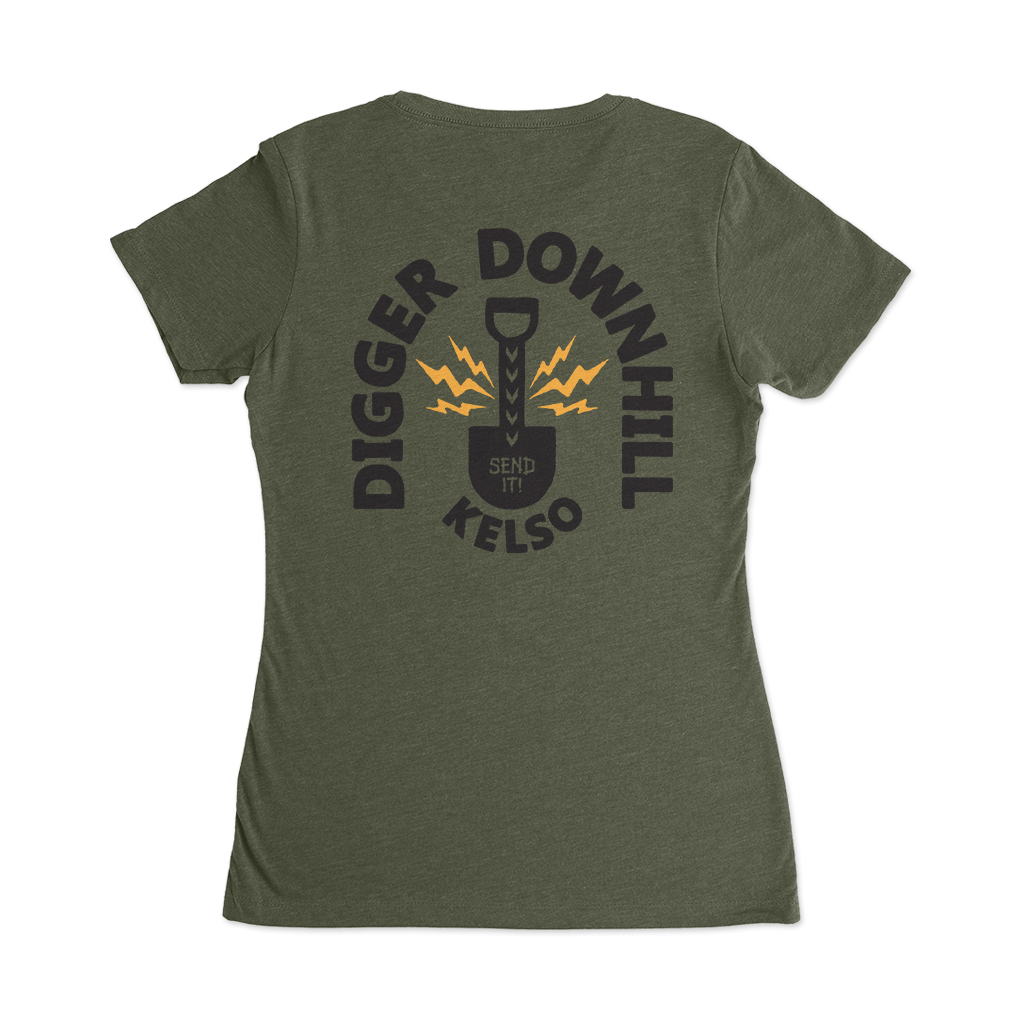 Women's Digger Downhill Tee