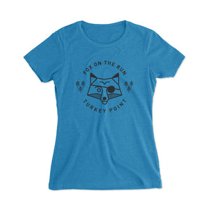 Women's Fox On The Run Tee