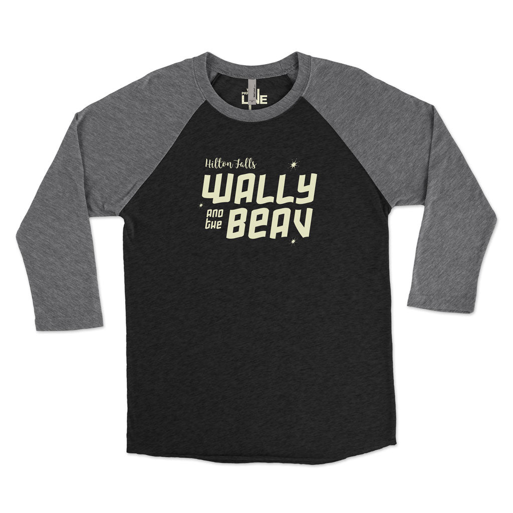 Unisex Wally And The Beav 3/4 Raglan