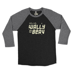 Wally And The Beav 3/4 Tee (Unisex)