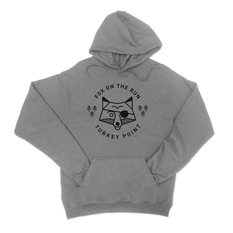 Fox On The Run Hoodie (Unisex)