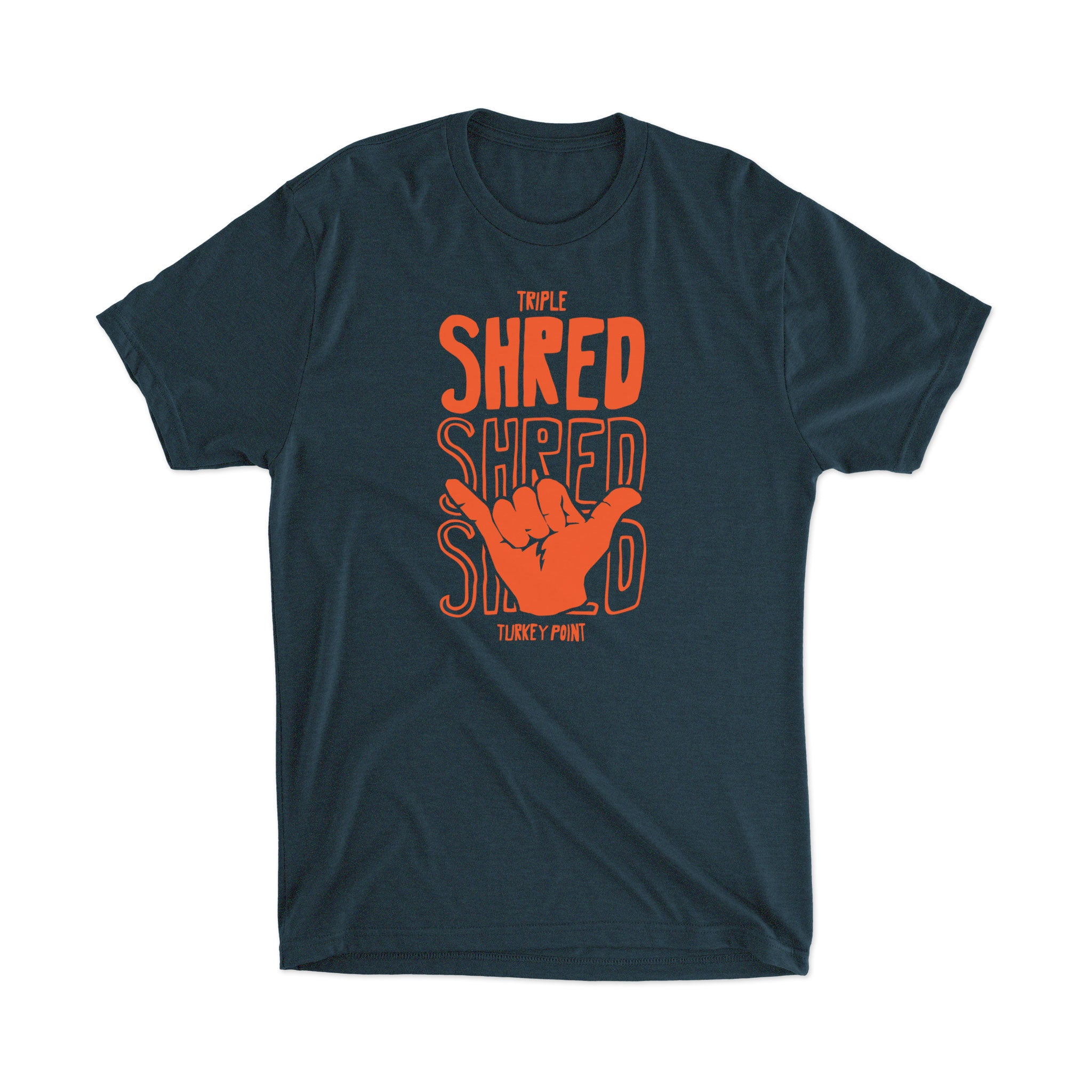 Men's Triple Shred Tee