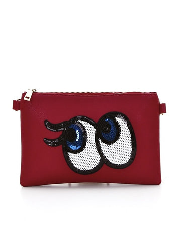 'All Eyes' Clutch