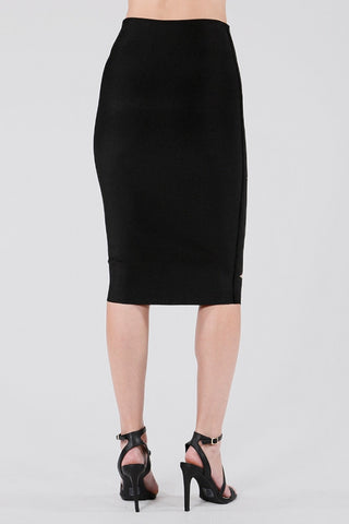'Get Slit' Bandage Pencil Skirt