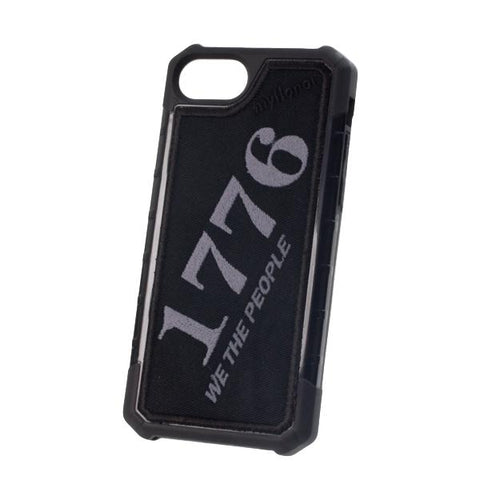 1776 THE PEOPLE - Embroidered Bumper Case - iPhone 6 / 7 / 8