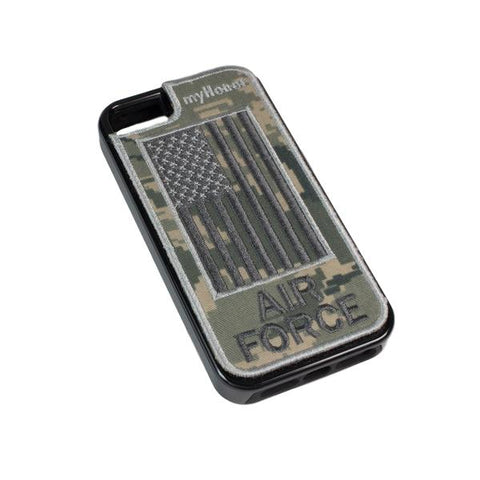 AIR FORCE - Fabric Cover - iPhone 5 - Locking Module - ABU
