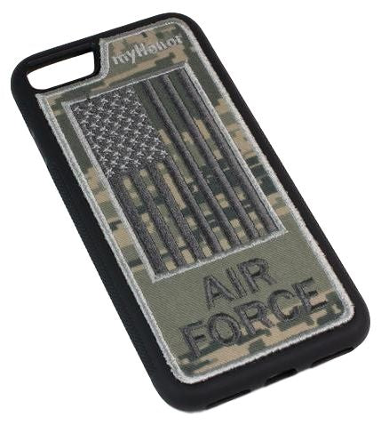 AIR FORCE - Fabric Case - iPhone 7 - ABU