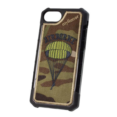 AIRBORNE - Embroidered Bumper Case - iPhone 6 / 7 / 8