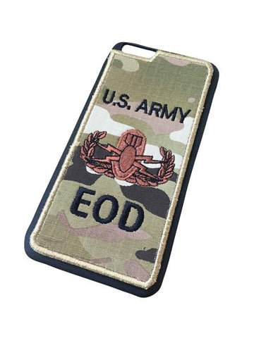 EOD - Fabric Case Cover - iPhone 6 Plus - Locking Module - OCP