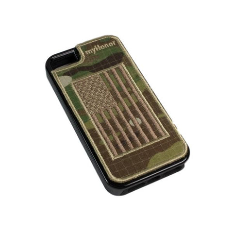 US FLAG - Fabric Cover - iPhone 5 - Locking Module - OCP