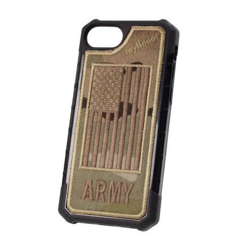 ARMY - Embroidered Bumper Case - iPhone 6 / 7 / 8 - OCP