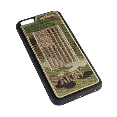 ARMY - Fabric Cover - iPhone 6 Plus - Locking Module - OCP