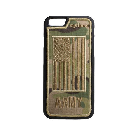ARMY - Fabric Cover - iPhone 6 - Locking Module - OCP