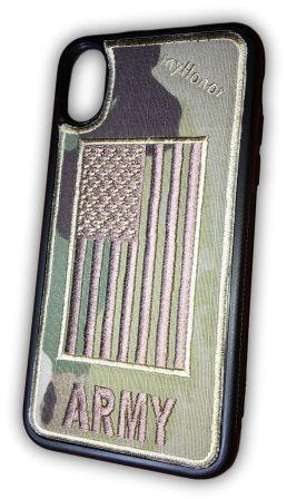 ARMY - Fabric Case - iPhone X - OCP