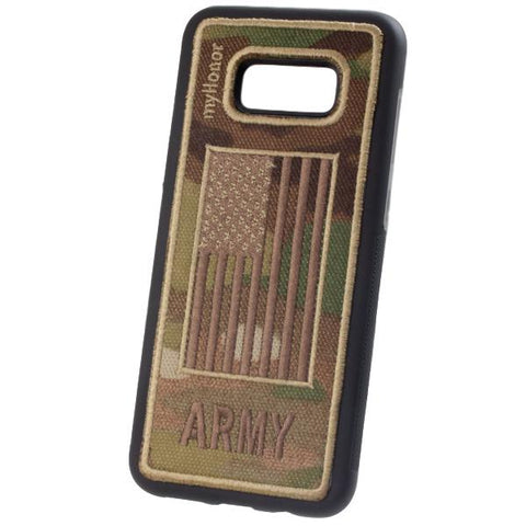 ARMY - Fabric Slim Case - Samsung S8 Plus - OCP