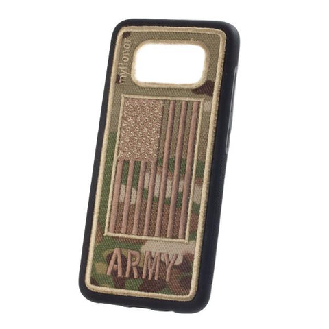 ARMY - Fabric Slim Case - Samsung S8 - OCP