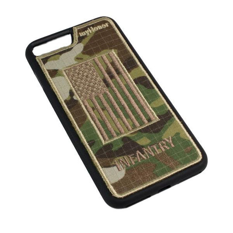INFANTRY - Fabric Case - iPhone 7 Plus - OCP