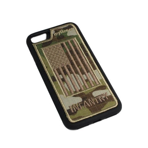 INFANTRY - Fabric Case - iPhone 7 - OCP
