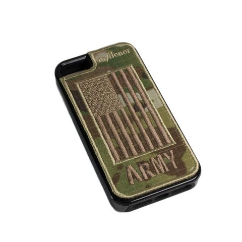 ARMY - Fabric Cover - iPhone 5 - Locking Module - OCP