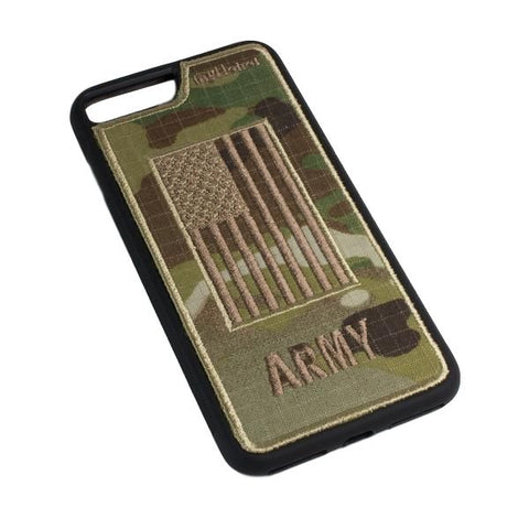 ARMY - Fabric Case - iPhone 7 Plus - OCP