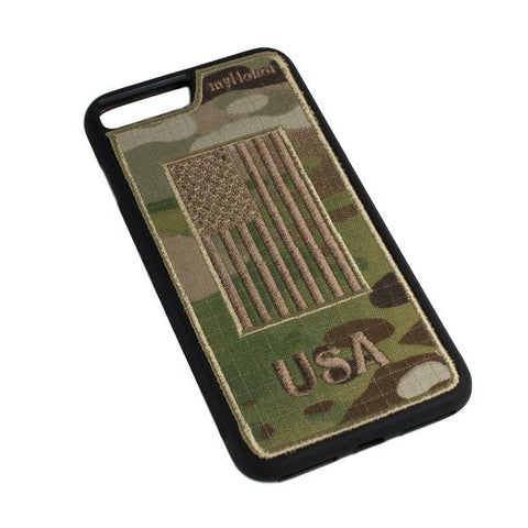 USA - Fabric Case - iPhone 7 Plus - OCP