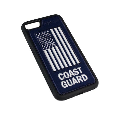 COAST GUARD - Fabric Case - iPhone 7 - Blue