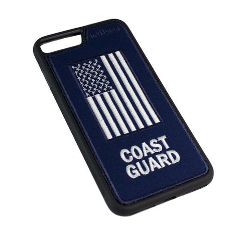 COAST GUARD - Fabric Case - iPhone 7 Plus - Blue