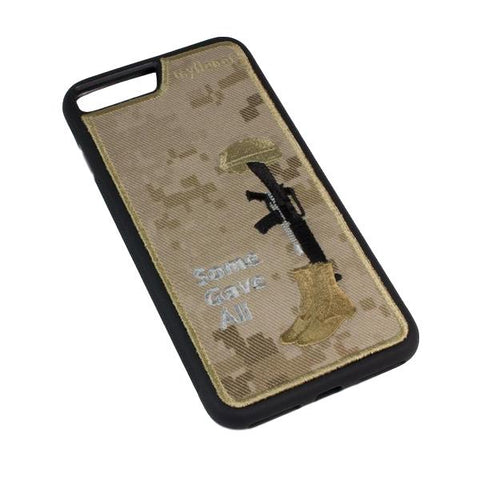 FALLEN - Fabric Case - iPhone 7 Plus - DMARPAT