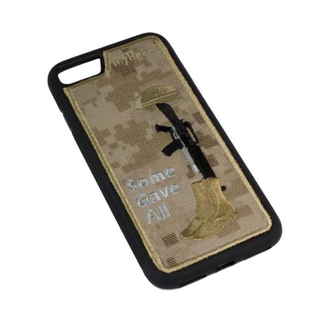 FALLEN - Fabric Case - iPhone 7 - DMARPAT