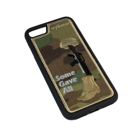 FALLEN - Fabric Case - iPhone 7 - OCP