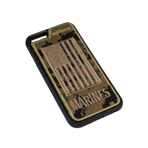 MARINES - Fabric Cover - iPhone 6 - Locking Module - MARPAT