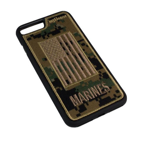 MARINES - Fabric Case - iPhone 7 Plus - MARPAT