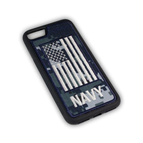 NAVY - Fabric Case - iPhone 7 - NWU1