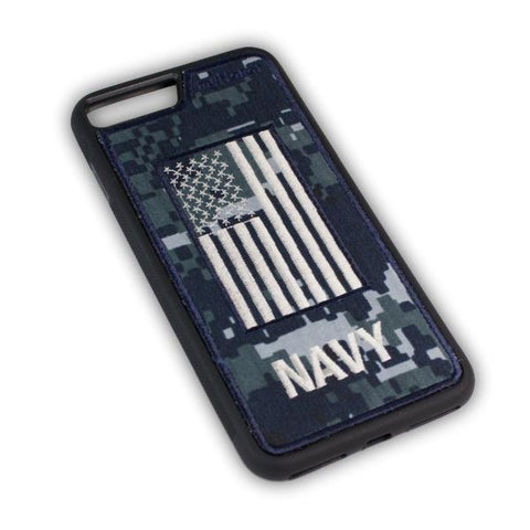 NAVY - Fabric Case - iPhone 7 Plus - NWU1