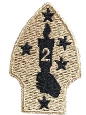 2nd Marine Patch - Fabric Locking Module - Subdue OCP