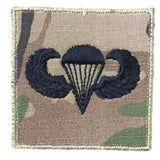Airborne Wings Patch - Fabric Locking Module - Subdue OCP